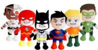 Peluches de superheroes