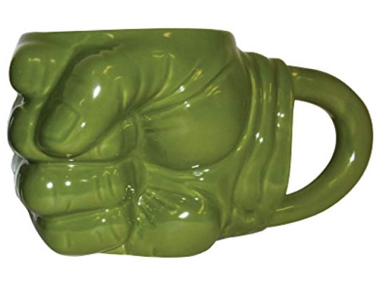Tazas de Hulk