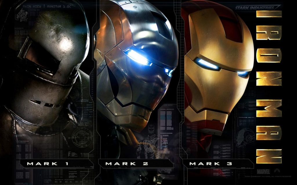 Iron Man Pelicula