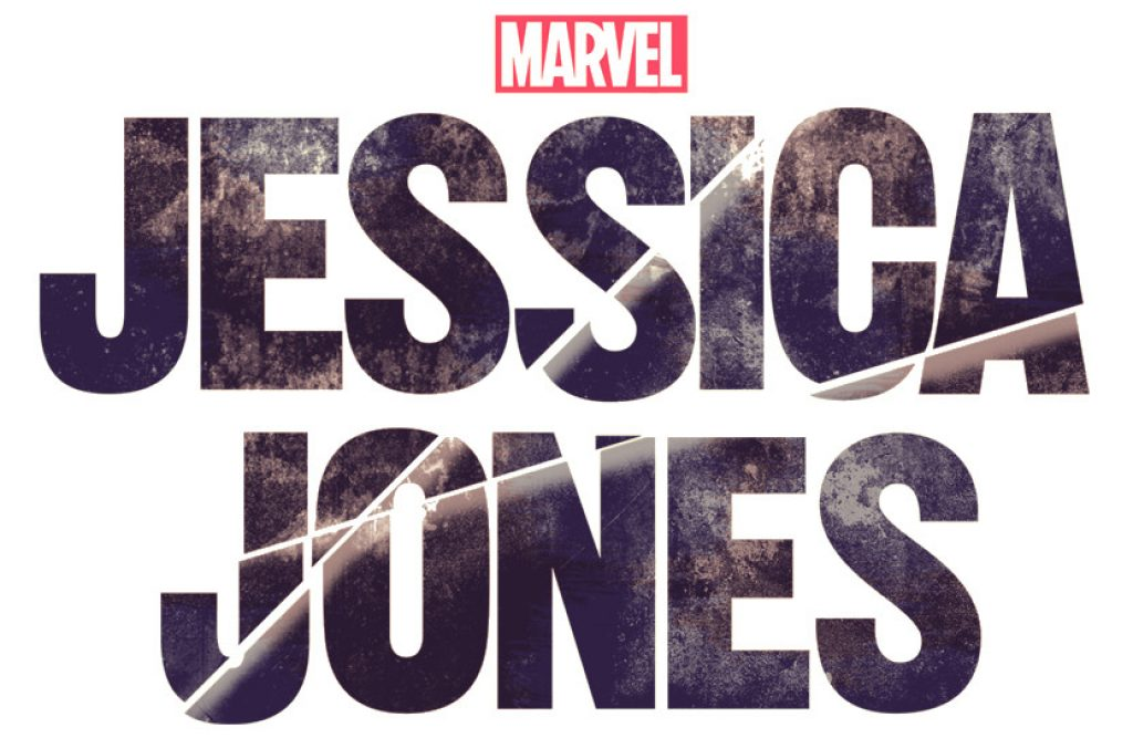 Marvel Jessica Jones logo