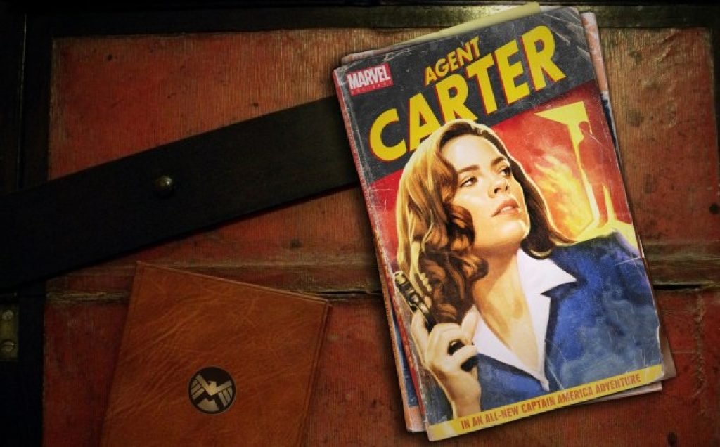 Marvel One Shot Agent Carter