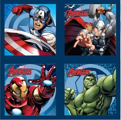 Toallas de Marvel