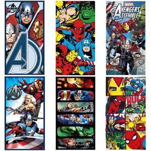 Toallas de Superheroes
