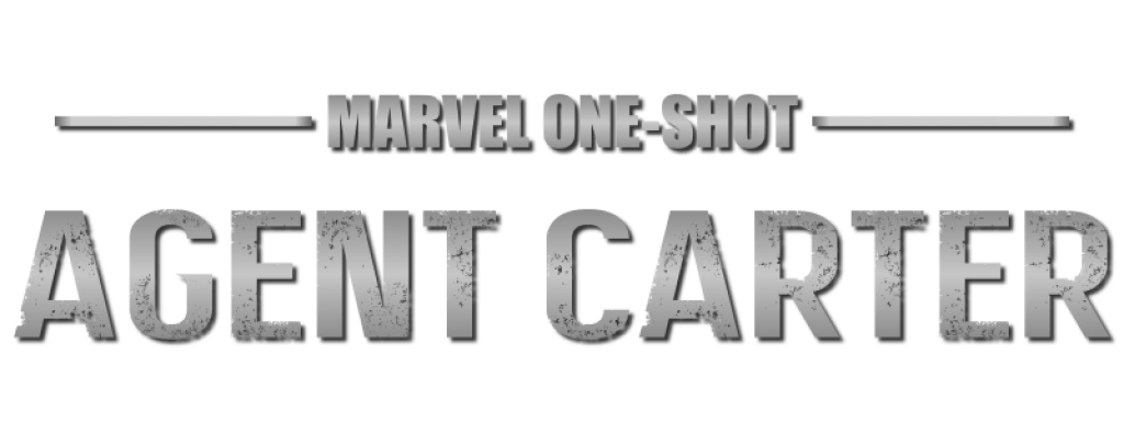 Marvel One Shot Agent Carter Logo