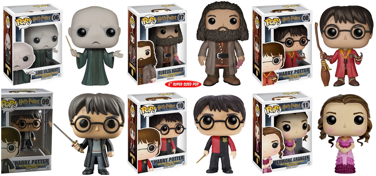 Funko Pop Harry Potter Colección Completa
