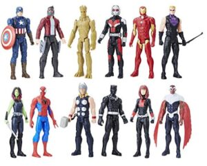 Marvel Titan Hero Series