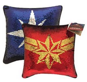Almohada Marvel Decorativa Reversible