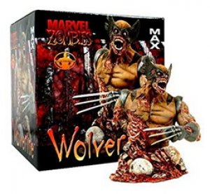 Busto Marvel Zombies Wolverine