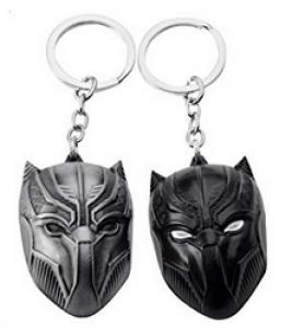 Llavero de Marvel Black Panther