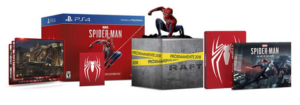 Marvel Spider-Man Collectors Limited Edition PlayStarion 4