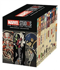 Marvel Studios The First Ten Years Anniversary Collection