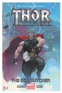Marvel Thor God of Thunder Volume 1