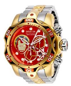 Reloj Marvel Iron Man Invicta