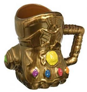 Taza Marvel Guante del Infinito Thanos