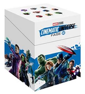 Universo Marvel Fase 2 (Paquete Especial)