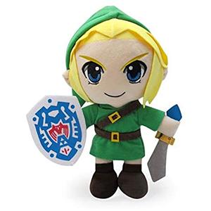 Peluche Cute de Link Zelda para niños