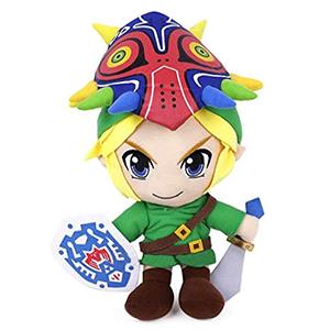 Peluche de Link en Zelda Majoras Mask