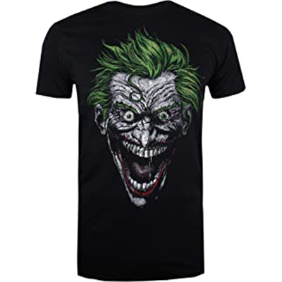 Camiseta del Joker DC Comics