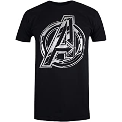 Camiseta para Hombre con logo The Avengers Infinity