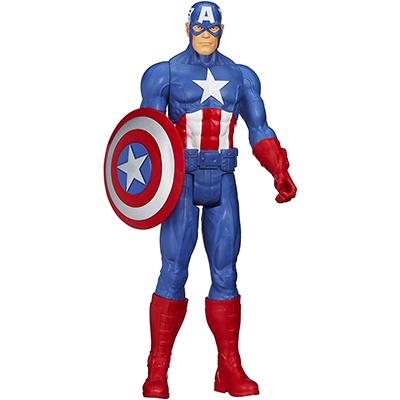 Capitán América Serie Titan Hero