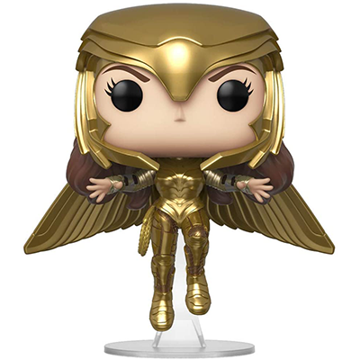 Funko Pop Wonder Woman Golden 1984