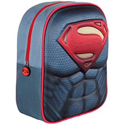Mochila Superman 3D