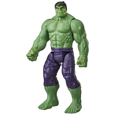 Titan Hero Deluxe Hulk