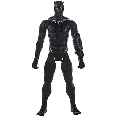 Titan Hero Series Black Panther