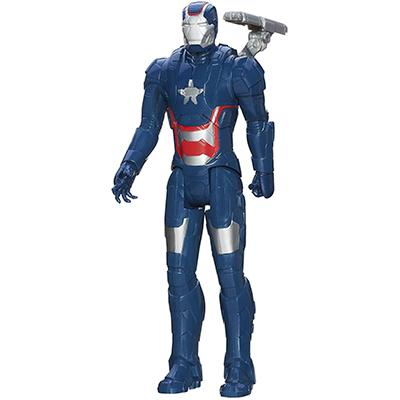 Titan Hero Series Iron Patriot