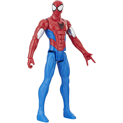 Titan Spider-Man Blindado
