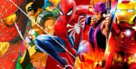 Juegos de superheroes