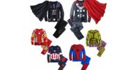 Pijamas superheroes