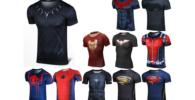 Ropa de superheroes