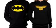 Sudaderas de superheroes