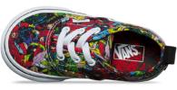 Zapatos de superheroes