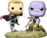 Funko Pop Movie Moments Thor vs Thanos