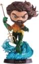 Mini Co Deluxe Edition Aquaman 19 cm