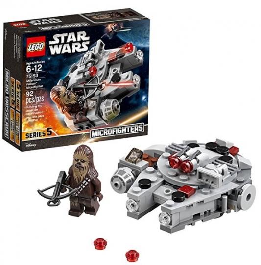 LEGO Juego de Construcción Star Wars Microfighter - Halcón Milenario